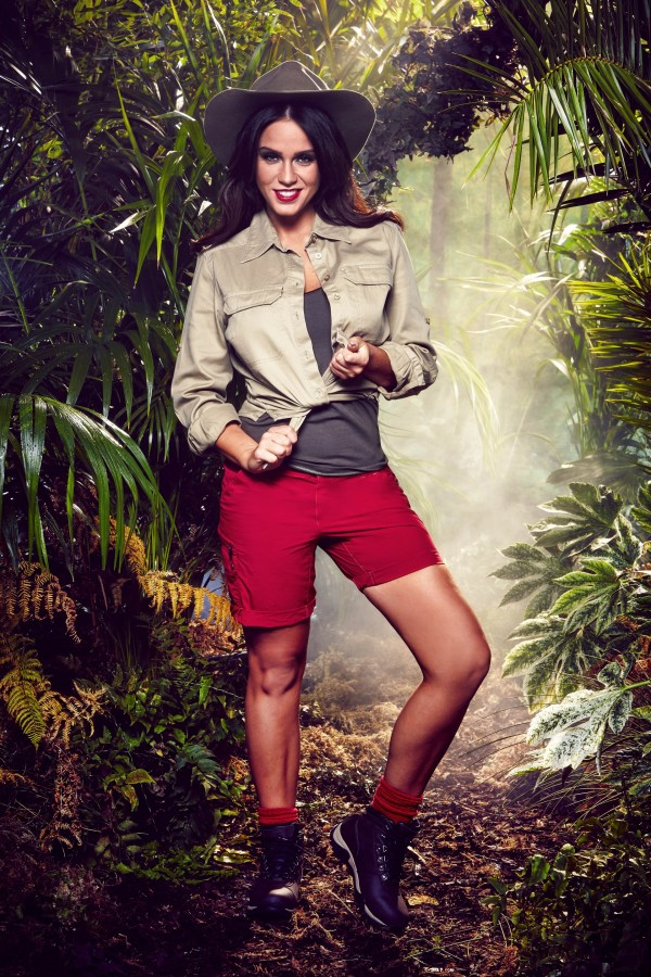 I'm A Celebrity contestant Vicky Pattison