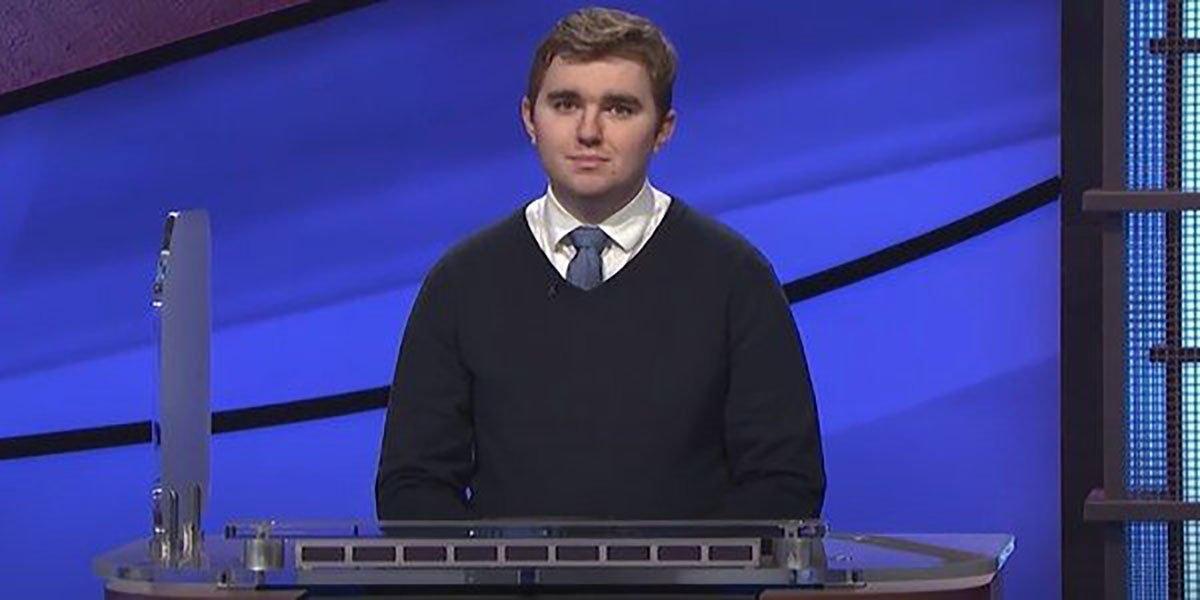 Brayden Smith on Jeopardy