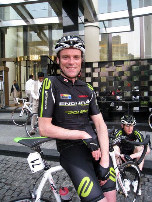 Rob Hayles, Tour de Mumbai 2011