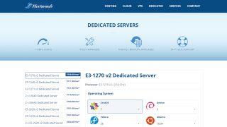 Dedicated server cheap t z