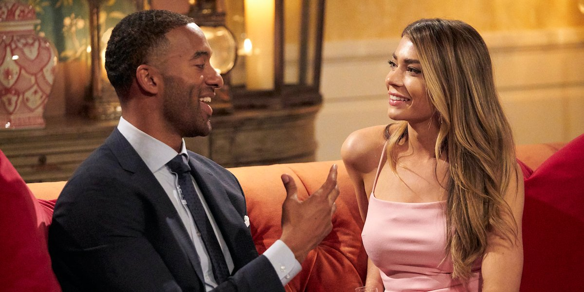 matt james sarah the bachelor season 25 abc 2021