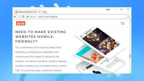 Duda website builder review | TechRadar