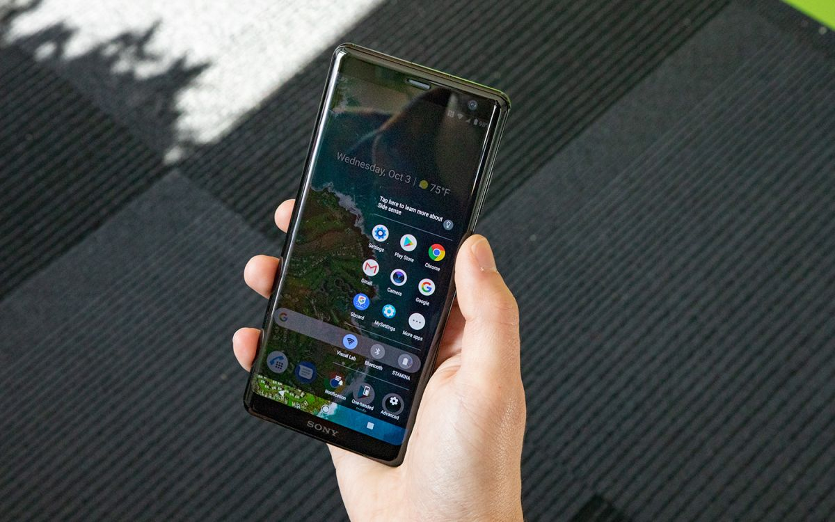 Sony Xperia XZ3 - Full Review and Benchmarks | Tom's Guide
