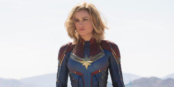 Brie Larson is Cap