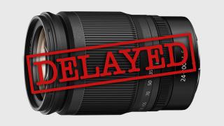 Nikon officially delays Nikon Z 24-200mm f/4-6.3 VR superzoom