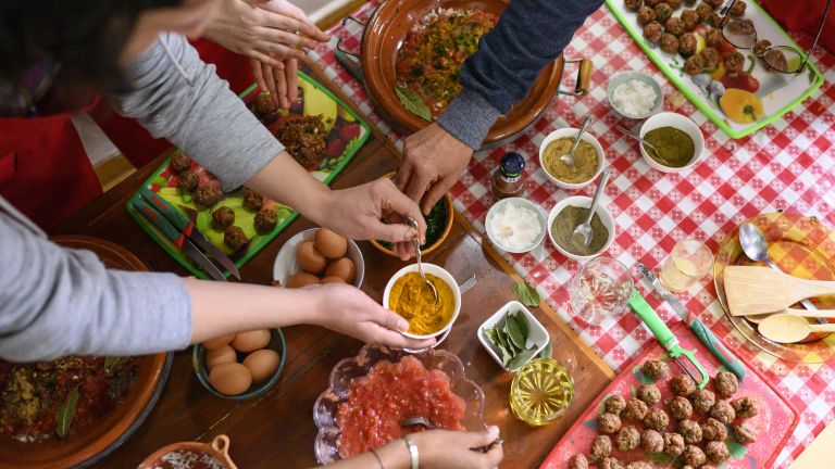 Online cooking classes: Morocco