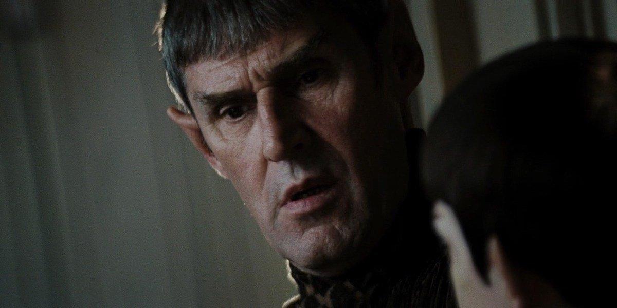 Ben Cross as Sarek in Star Trek