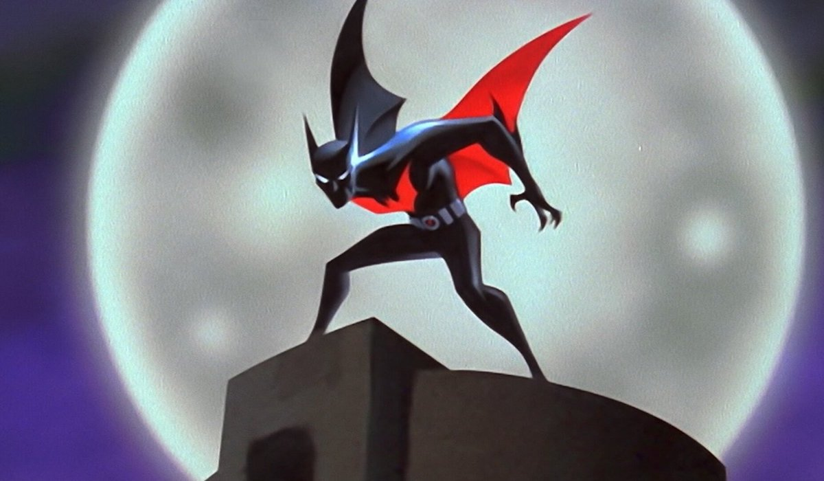 Batman Beyond animated