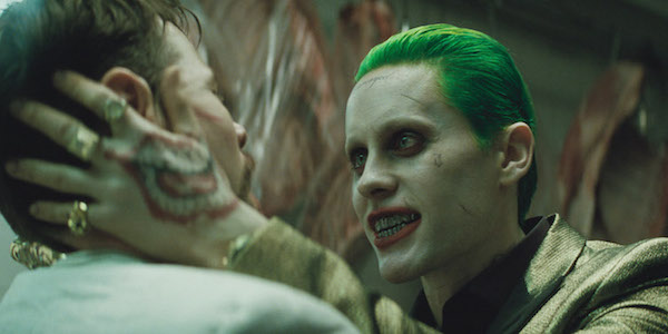Margot Robbie And Jared Leto's Very Passionate Kiss Recorded!