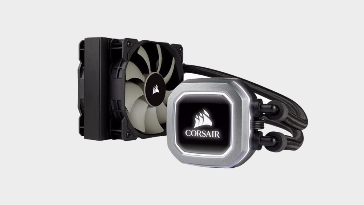 Cool down with the Corsair Hydro Series H75, just $75 at Newegg now