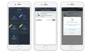 Remote Tech Support Feature Added to Domotz Pro, Luxul Systems