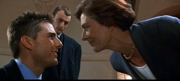 Vanessa Redgrave Mission: Impossible