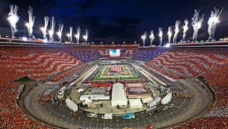 Massive Dante Network Upgrades Bristol Motor Speedway's Audio