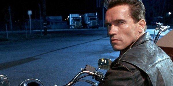 Arnold Schwarzenegger - Terminator 2: Judgment Day