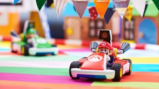 You can get Mario Kart Live: Home Circuit into your living room right now from Best Buy