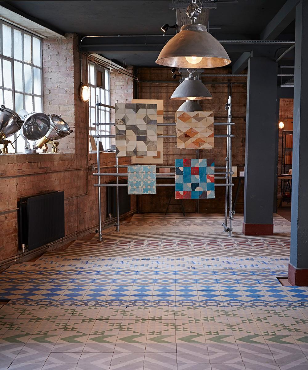 Tile designers: Bert & May | Homes & Gardens
