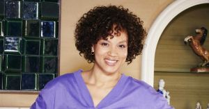 Angela Griffin plays Nita in Brief Encounters