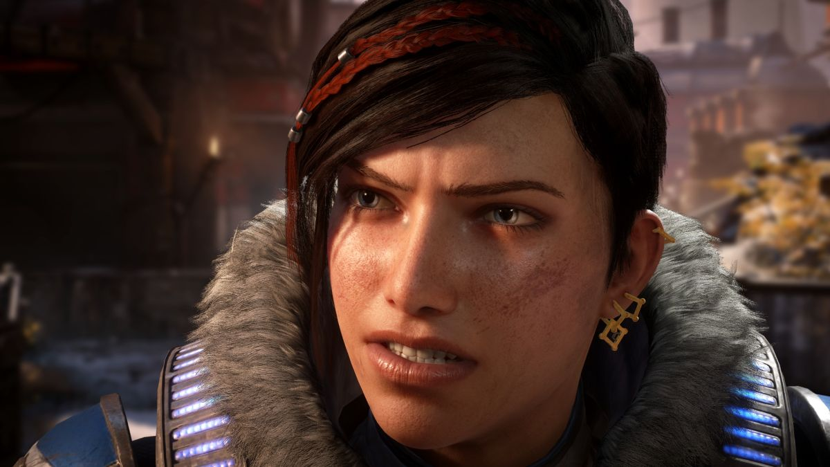 Gears 5 will be a cigar-free zone
