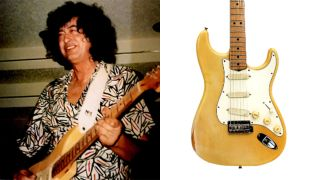 Jimmy Page 1971 Fender Stratocaster