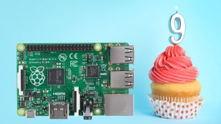 Raspberry Pi 9th Anniversary