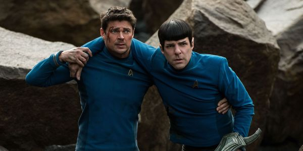 How Star Trek Beyond Changed Spock And Bones' Relationship
