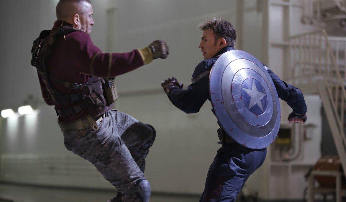 Batroc The Leaper Captain America Captain America The Winter Soldier