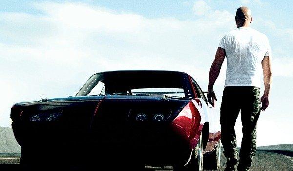 Vin Diesel in Fast 8