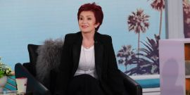 The Talk's Sharon Osbourne Reveals Hospitalization Due To COVID Diagnosis
