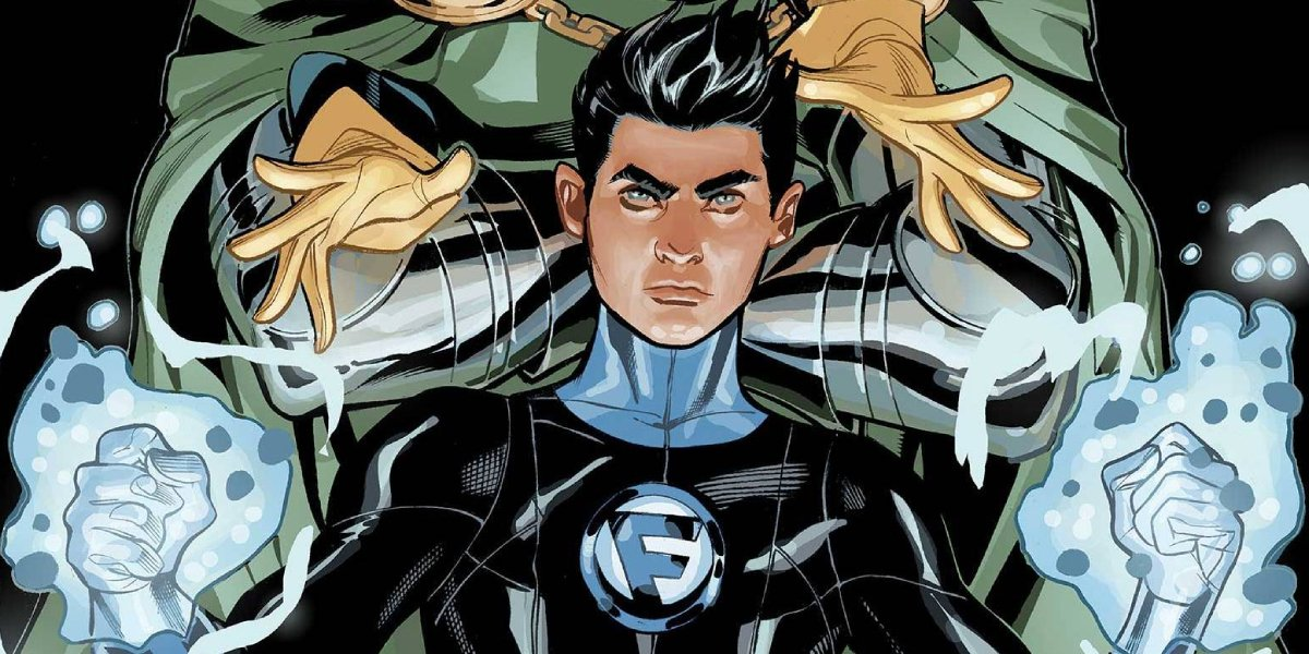 Reed and Susan Richards' son Franklin
