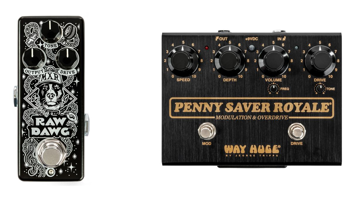 Two of the greatest blues guitarists on the planet have new signature pedals