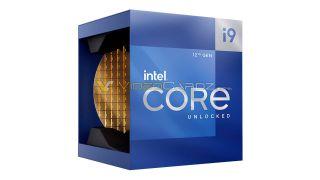 Intel Alder Lake leaked image purportedly of retail box