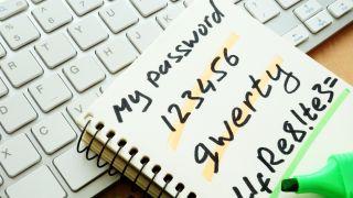 huono salasana