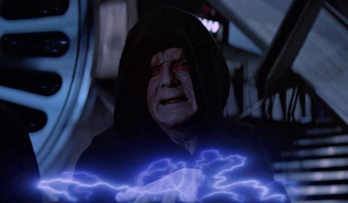 Emperor Palpatine Return of the Jedi Star Wars