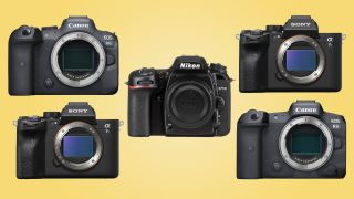 5 top-selling cameras at B&H right now