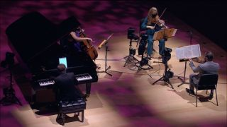 Panasonic AW-UE150 4K60 PTZ cameras capture a performance at New World Symphony