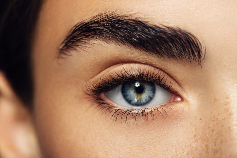maintaining bushy eyebrows