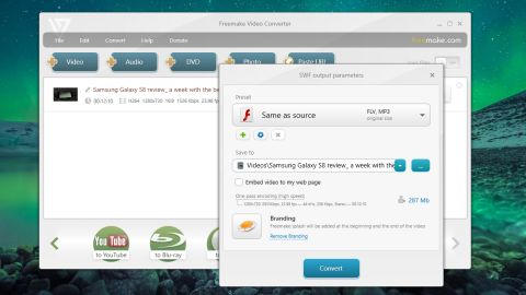 Freemake Video Converter review and download review | TechRadar