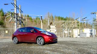 Nissan Leaf's go 3G because AT&T will kill 2G this year