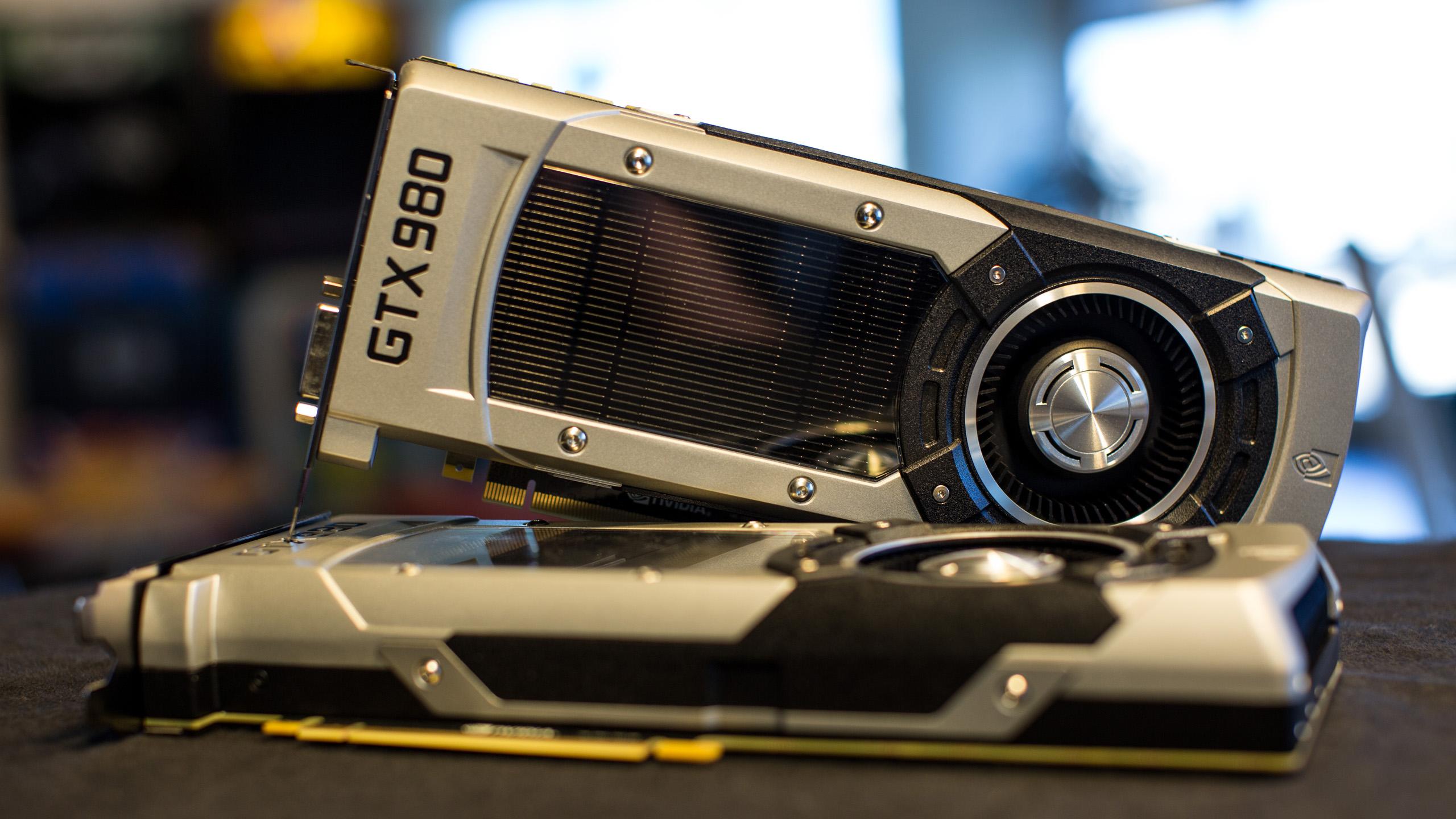 Resultado de imagen para GeForce GTX 980 y 970