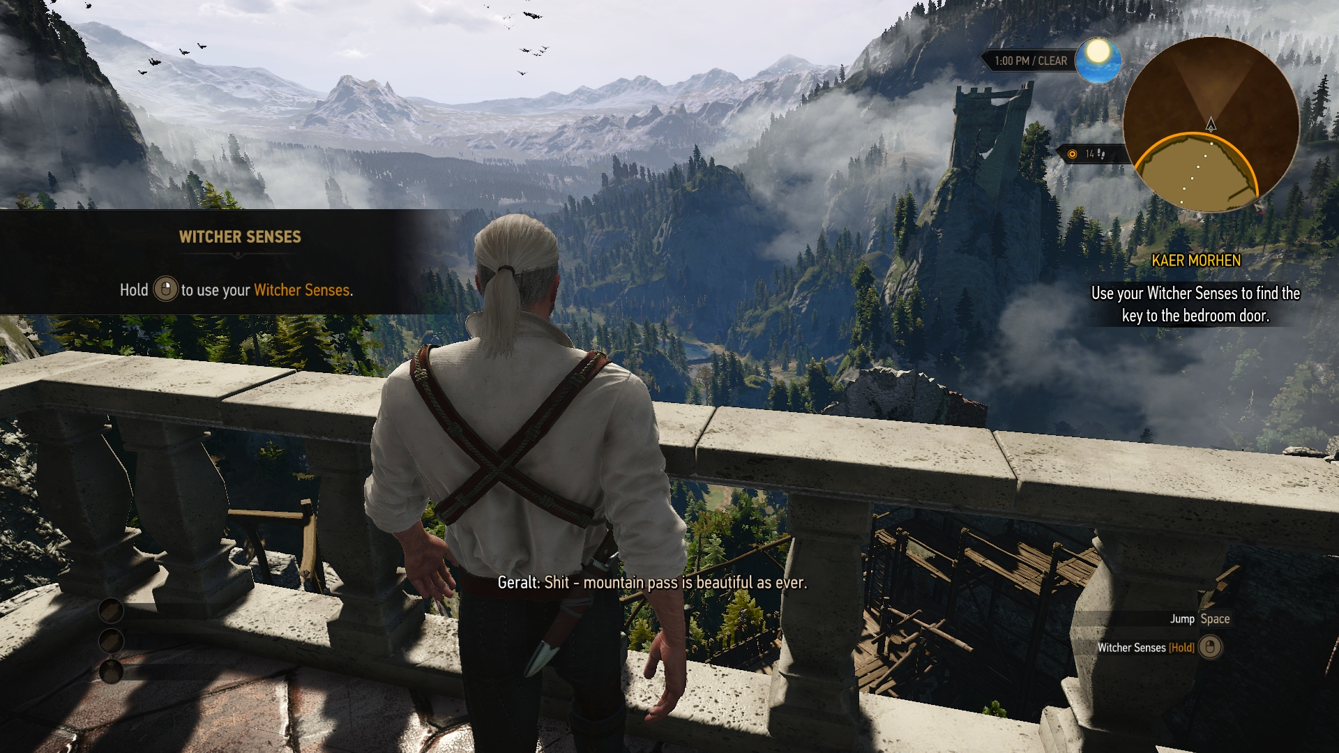 Consoles held The Witcher 3's graphics back, but PC gaming