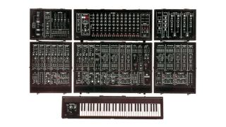 Roland's classic System-700 is one of the inspirations for the System-500.