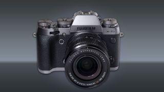 Fuji X-T1 Graphite Edition