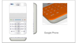 First ever Google Phone prototype revealed in court