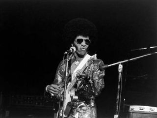 Sly Stone: whatever he's got to say, it should be worth hearing.