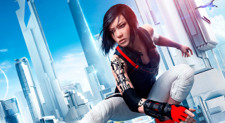 Mirror s Edge Catalyst cropped