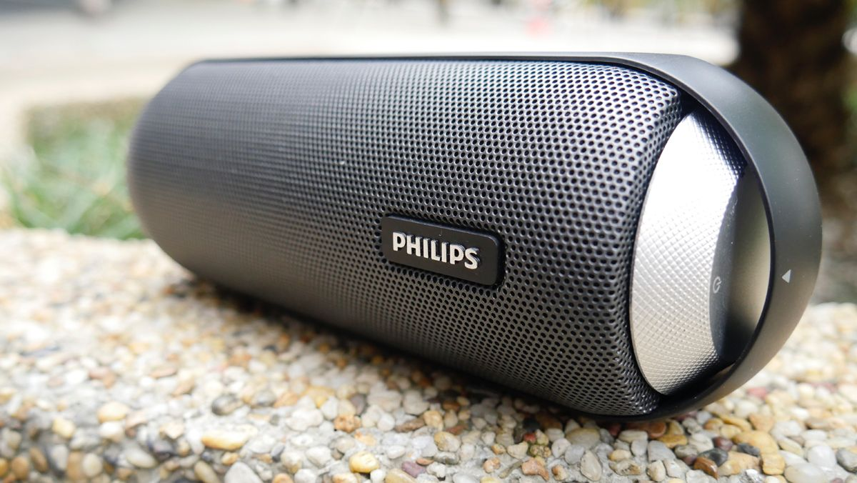 philips bt6000 bluetooth speaker techradar. Black Bedroom Furniture Sets. Home Design Ideas