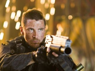 Terminator Salvation: not overshadowed by the Bale rant, honest.