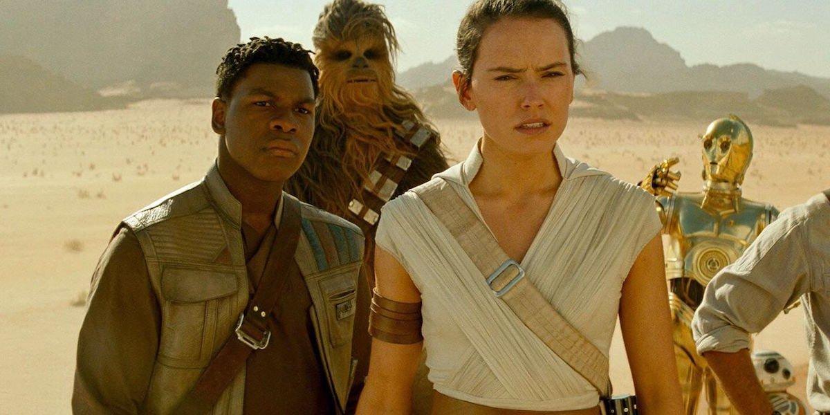 Star Wars The Rise Of Skywalker S Writer Explains The Handling Of Rey S Parentage Cinemablend