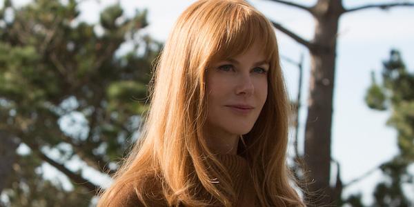 Nicole Kidman red hair on Big Little Lies