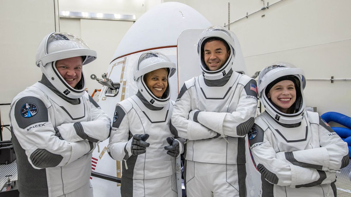 SpaceX's Inspiration4 personal all-civilian orbital mission: Stay updates